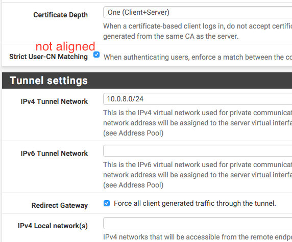 Bug #5784: Strict User-CN Matching on vpn_openvpn_server php not