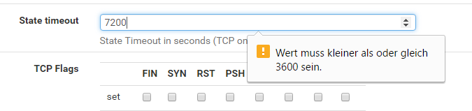 Bug #7356: pfsense 2 3 4: TCP State Timeout cannot be higher