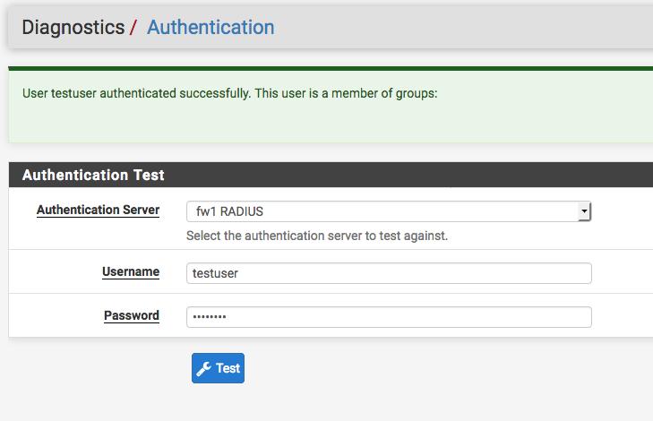 Bug #8897: RADIUS WebUI login with RADIUS does not work - pfSense