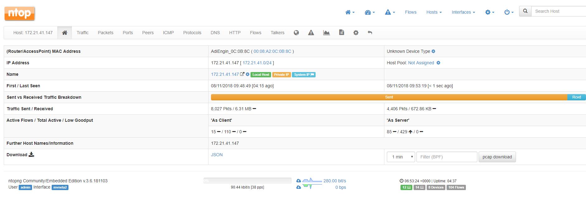 Todo #9041: update ntopng 3 6 0 - pfSense Packages - pfSense